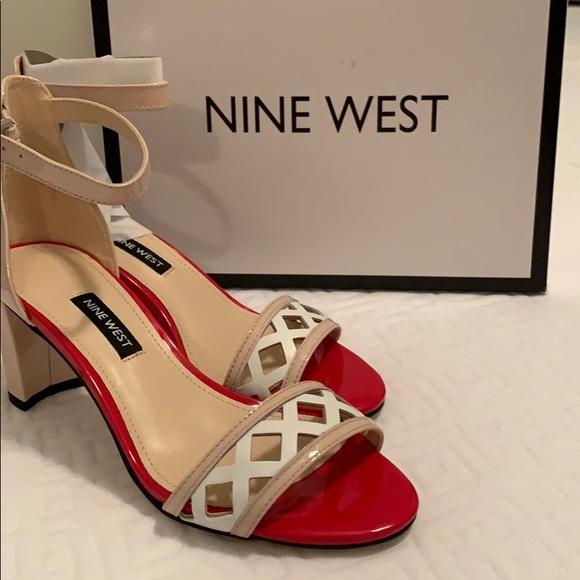 Nine West Shoes - Nine West Ladies Sandals Brand New